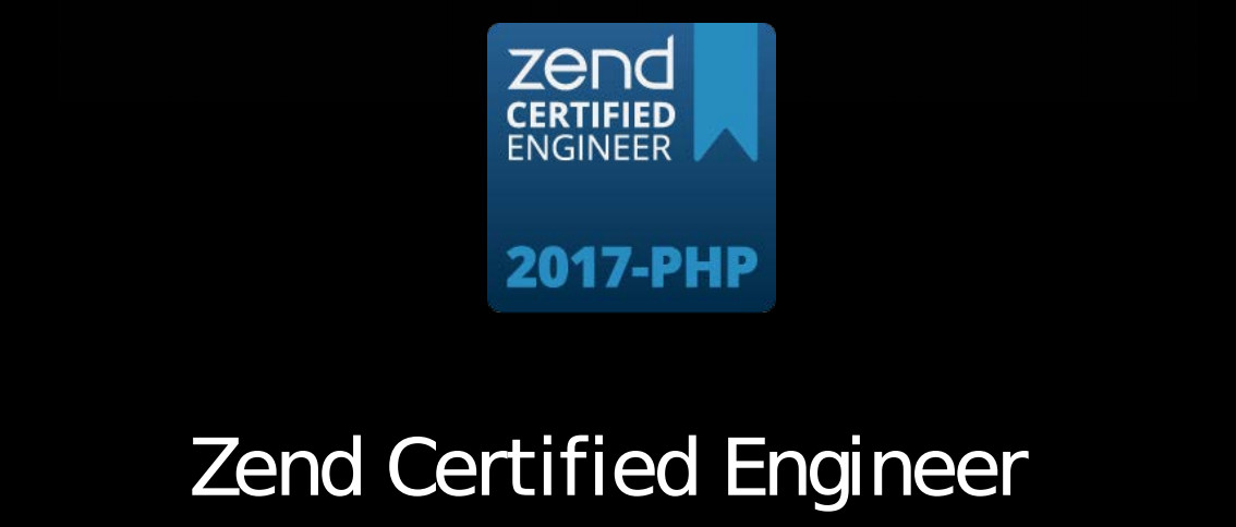 Zend Certified Engineer (ZCE) PHP-2017